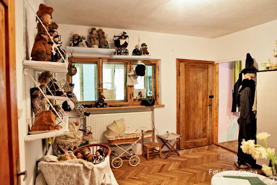 Dom Lalki Adoptowanej