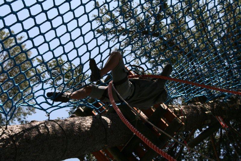 Park Linowy Tarzan