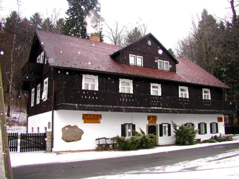 Dom Carla i Gerharta Hauptmann�w - Muzeum Karkonoskie