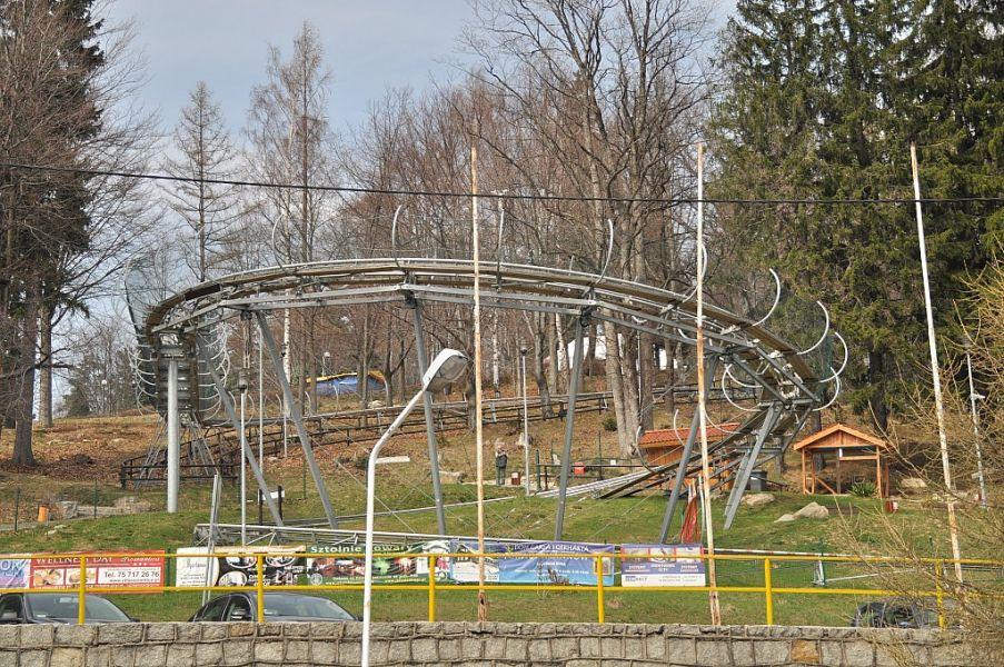 Rodzinny Park Rozrywki Esplanada