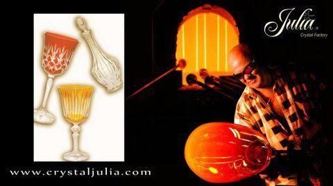 Huta Szkła Kryształowego Julia