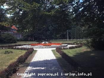 Park Zdrojowy i Park Norweski