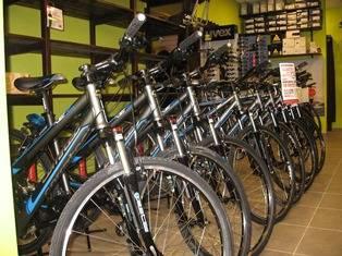 Wypożyczalnia rowerów Paulo Sport