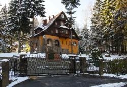 Zdjęcie pensjonatu Willa Nad Bystrzykiem