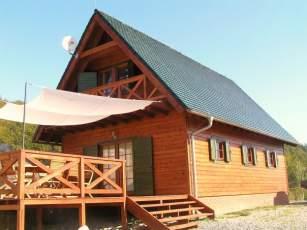 Zdjęcie domu do wynajęcia Chata Przesieka