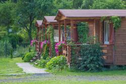 Zdjęcie domku Domki i pole namiotowe Nad Rozkosznym Stawem