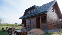 Zdjęcie domku Domek nad jeziorem Boksze