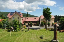 Zdjęcie pensjonatu Rezydencja Pod Szczytami