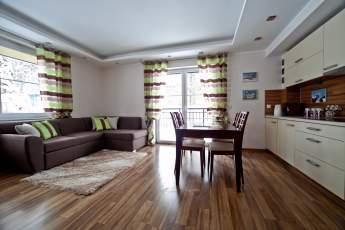 Zdj�cie apartamentu Apartament Oliwkowy