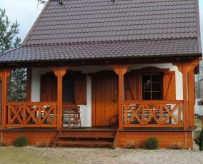 Zdjęcie domku Kwatera w Bartoszymlesie