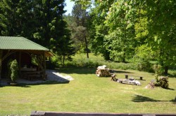 Zdjęcie oœrodku wypoczynkowego Leśny Dwór