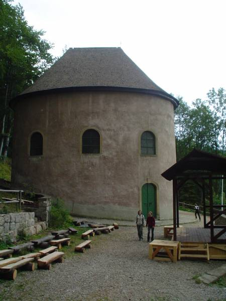 Kaplica Świętej Anny Sosnówka