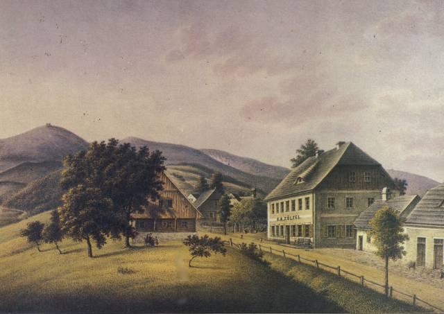 Dom Laboranta 1827 karpacz