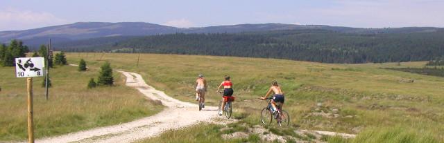 trasy rowerowe góry izerskie