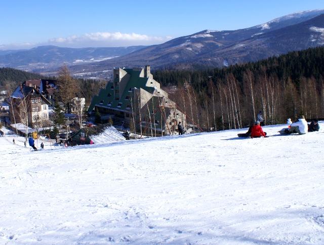 Stok narciarski Karpacz