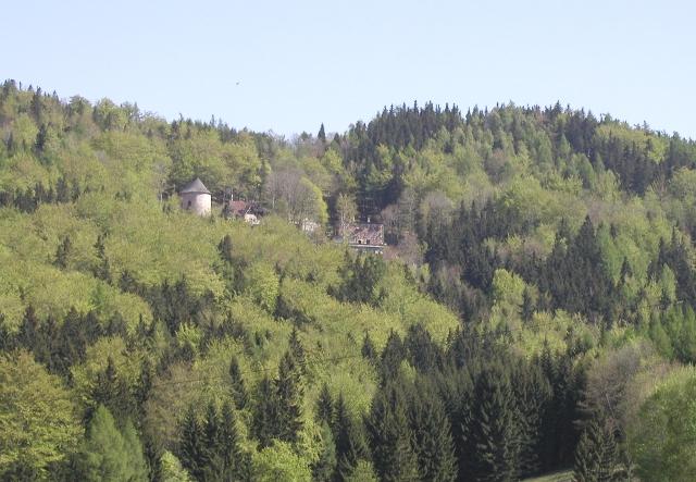 Dobre Źródło,  Kaplica Świętej Anny, Grabowiec