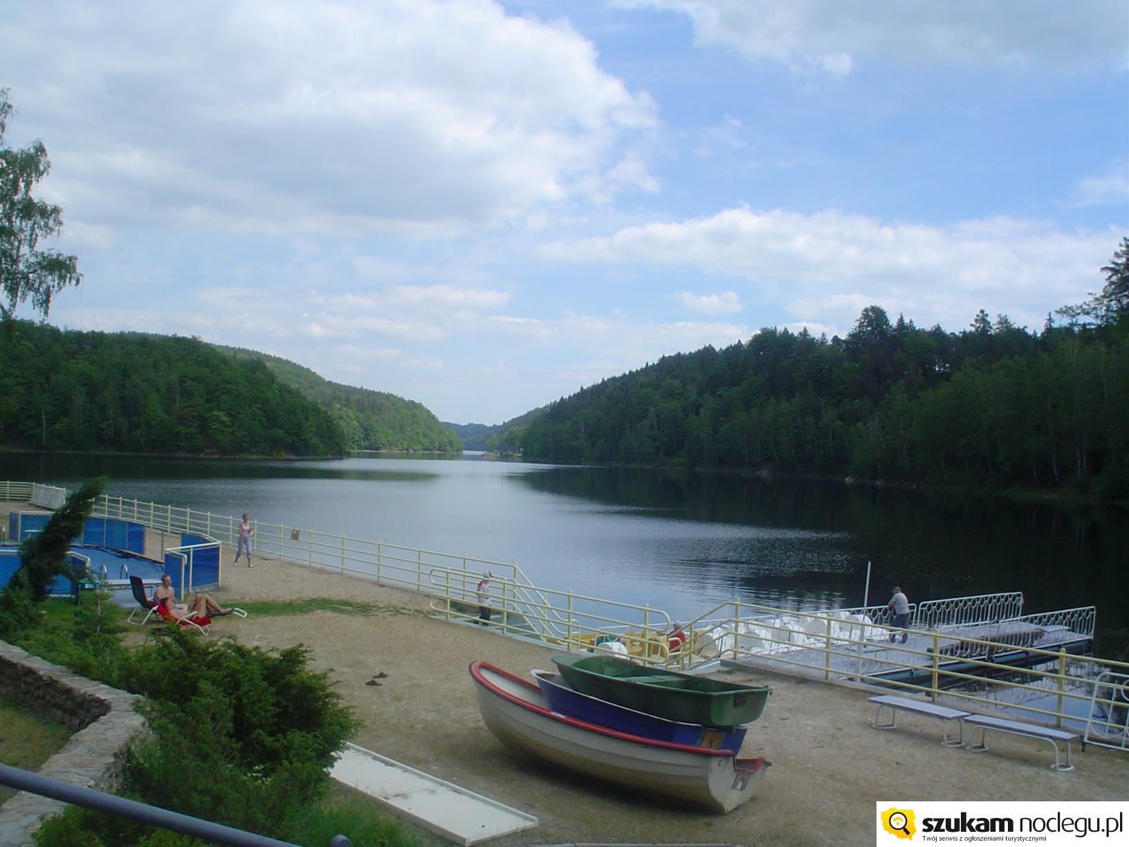 jezioro zlotnickie