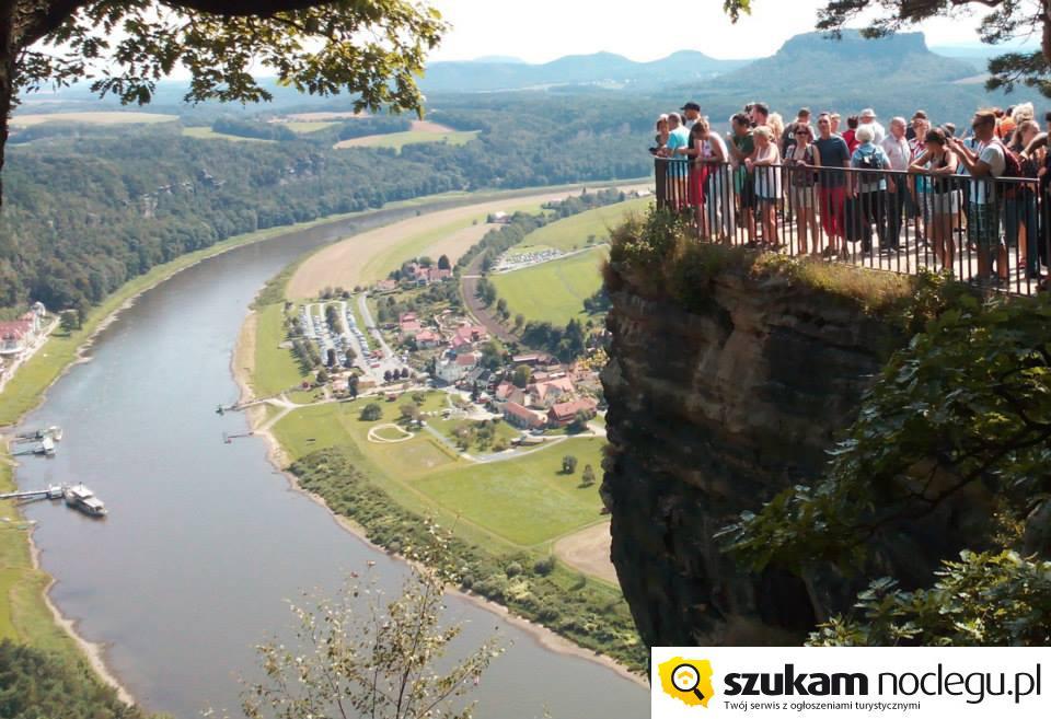 Bastei - Szwajcaria Saksońska