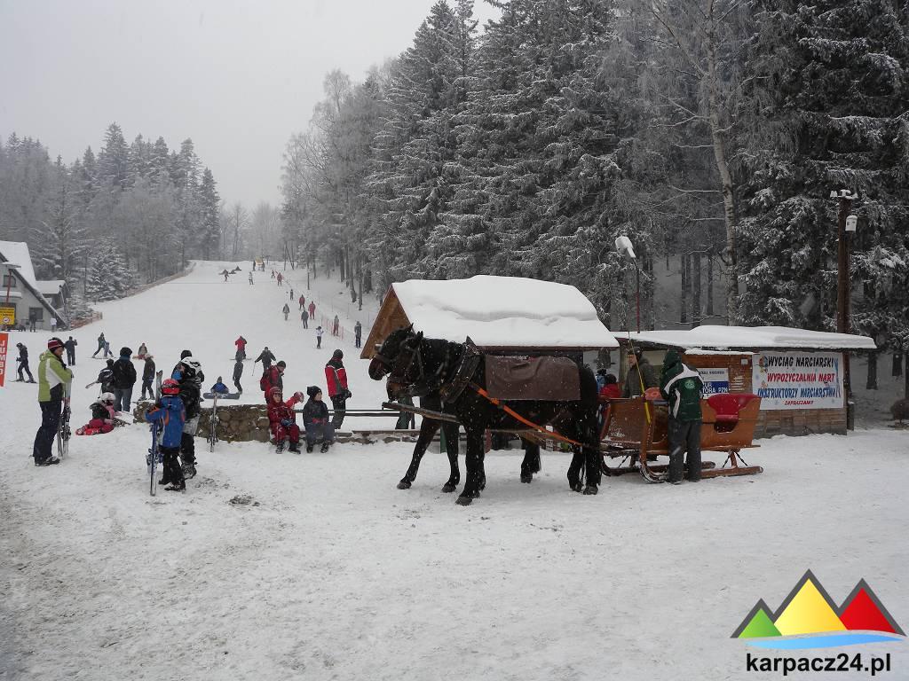 Jumbomatik w Karpaczu