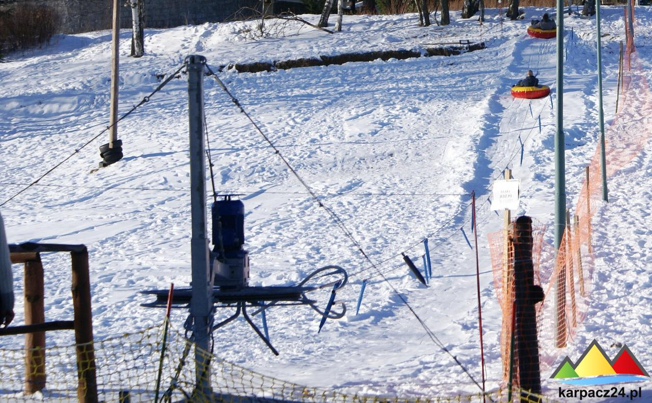 Pod Śnieżką Wyciąg Szkoleniowy