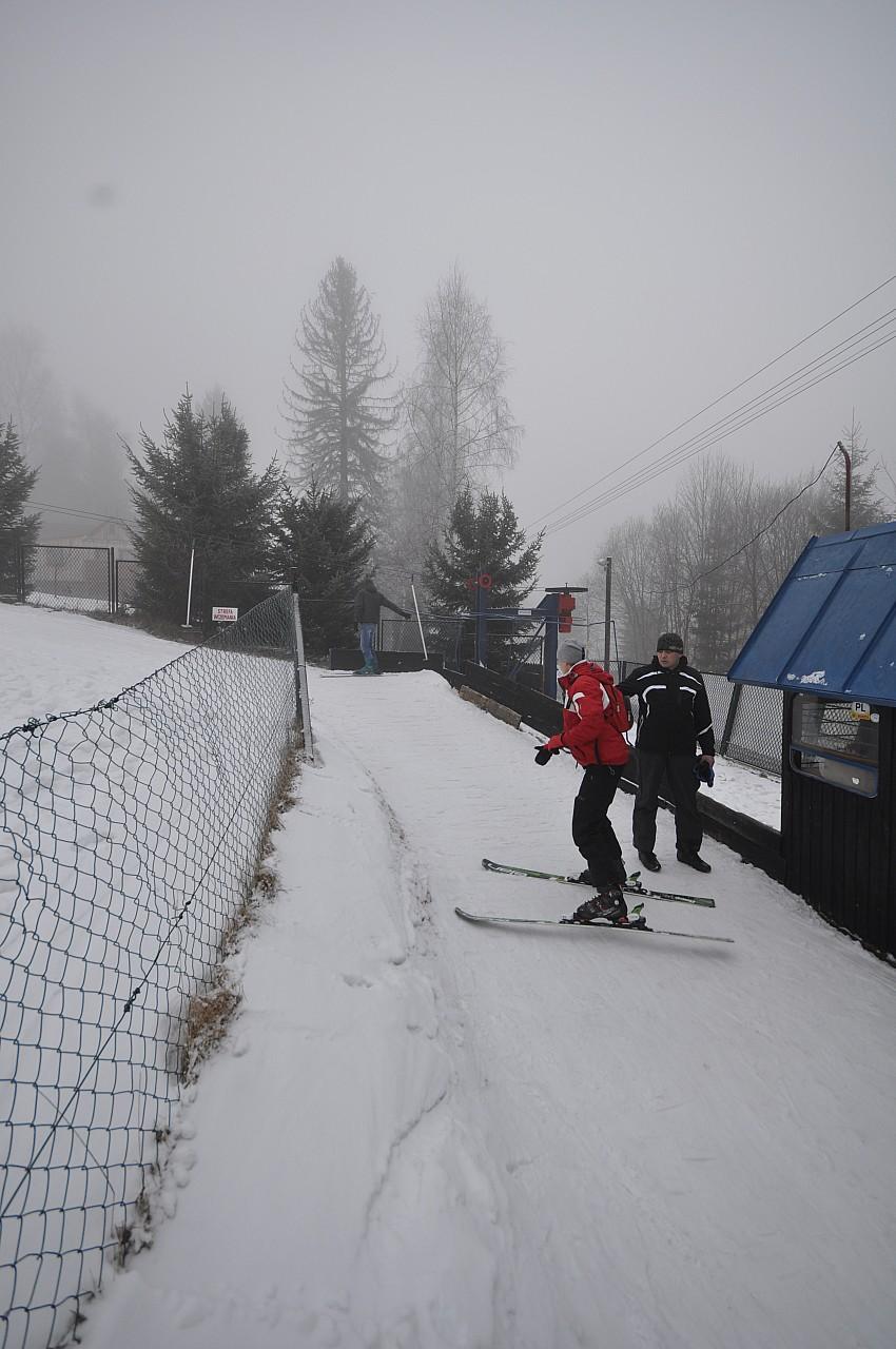 Wyciąg Biała Polana w Szklarskiej Porębie