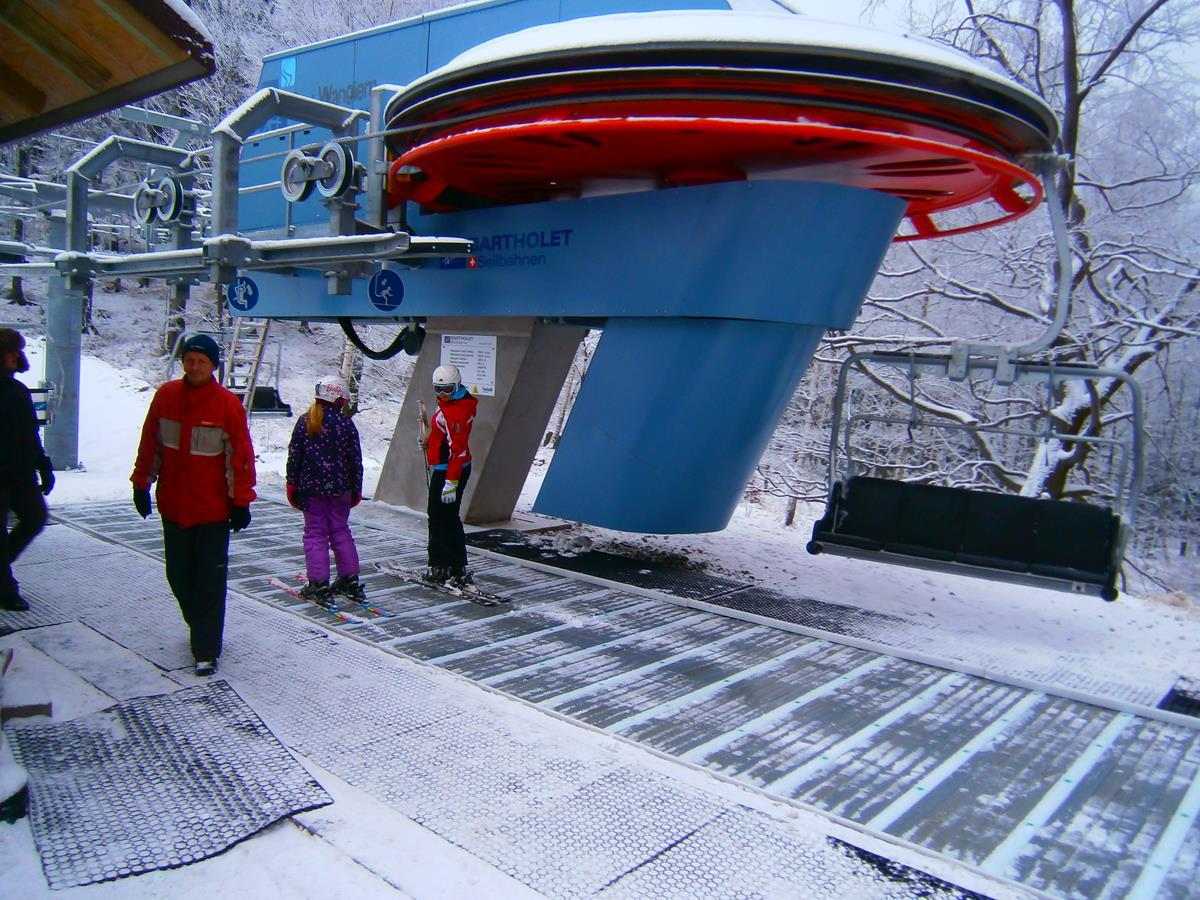 Pod Wangiem Ski