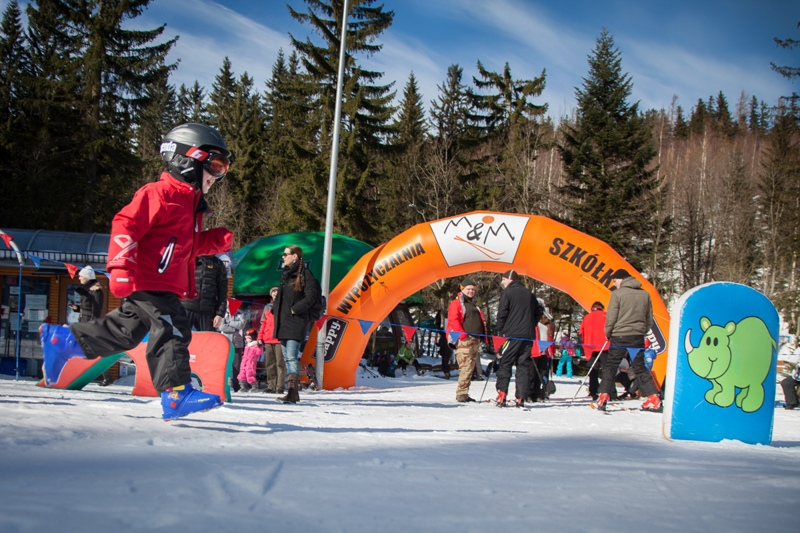 Biały Jar  - szkółka narciarska