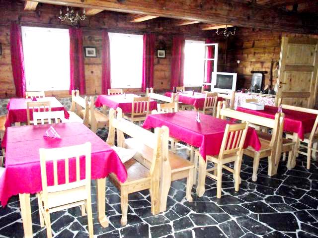 Bar Chata Sudecka u Prezesa