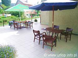 Kudowa Zdrój - Pensjonat KAPRYS
